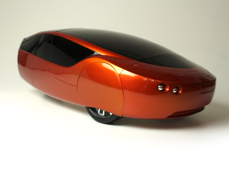 Urbee - 3D Printed Car